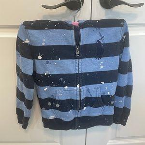 Boys Ralph Lauren zip hoodie